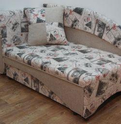 New Children's sofa Canapé Leon Darling