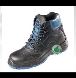 Kışlık deri çalışma ayakkabısı Forveld 44,43 beden