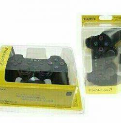 Controler wireless Dualshock 2 (PS2)