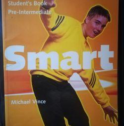 SMART pre-intermadiate öğretici ve çalışma kitabı