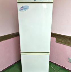 165 cm Pozis refrigerator. Warranty, Delivery