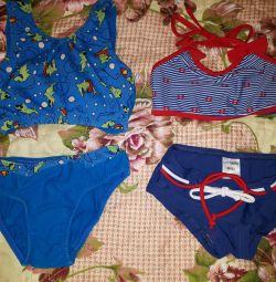 Costume de baie pentru fata