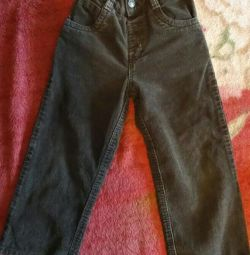 Jeans marca 3-4 ani