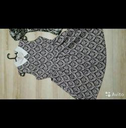 Літнє платтячко блуза