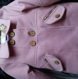Coat draped Bombili (Turkey) new for 1 year