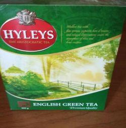 English green tea