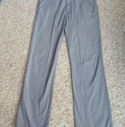 I will sell summer trousers