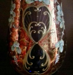 Vase BOHEMIA.
