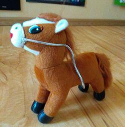 Soft cal de jucărie