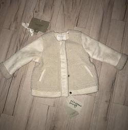 Jacheta Zara pentru copii 9-12 luni noi