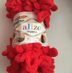 Alize Puffy Fire