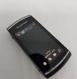 Sony Ericsson U8i HD Vivaz Pro Black