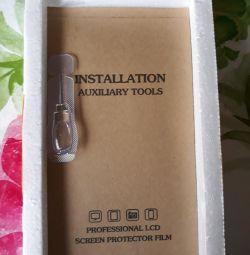 Reservation glass Samsung Galaxy A5
