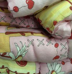 Blanket 140x100 cm baby