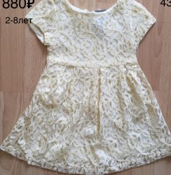Dress ZARA kids new All sizes