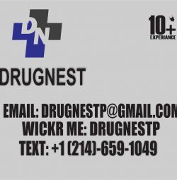 A CONTACT FOR AlI YOUR DRUGS💊