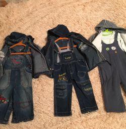 Costumes, jumpsuit
