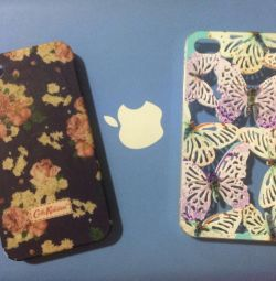 Two cases for 4 iphone for 100r