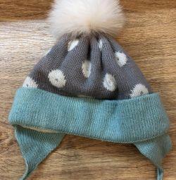 Hat and scarf Shaluna