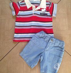 Polo + shorts p. 74-80