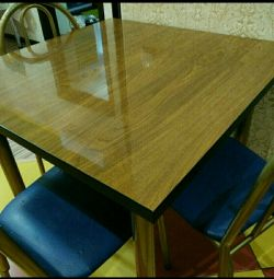 Table of excellent quality