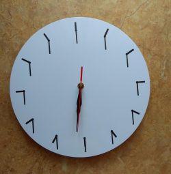 Ρολόι τοίχου (ανταλλαγή)