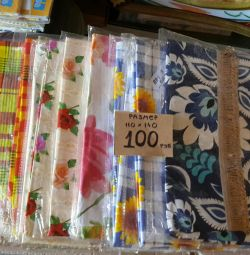 Cloth-oilcloth new, different sizes