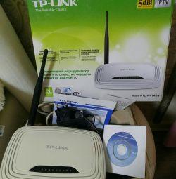Router modem wireless Wi Fi