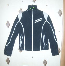 Курточка осенняя унисекс р-р 42-44