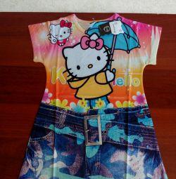 Новая туника платье. Р 116