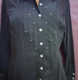 Блузы-рубашки новые