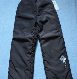 Pantaloni de iarnă NOU