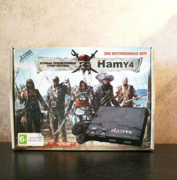 Ігрова приставка Sega Dandy Hamy 4! 350ігр Нова