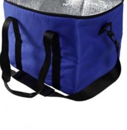 Thermobag. RefrigeratorFor carrying productsNew