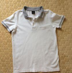 Σχολικό πουκάμισο για ένα έφηβο αγόρι