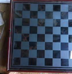 New Board for chess and backgammon