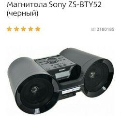 Магнитола SONY ZS - BTY 52