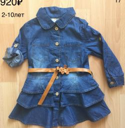 Dress Zara kids new