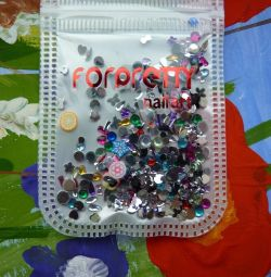 Jewelry rhinestones for nail art Nail Art New