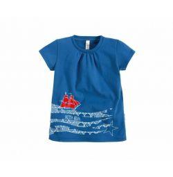 Μπλουζάκι Scarlet Sails, μπλε