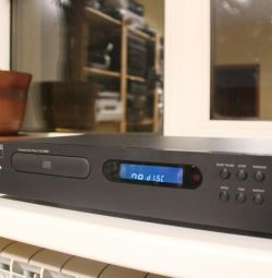 NAD C521-BEE - CD player