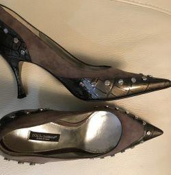 Παπούτσια d & g πρωτότυπο