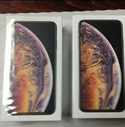 iPhone Xs Max 256GB, новый, оригиналал!