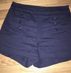 Pantaloni scurți Cap. talia