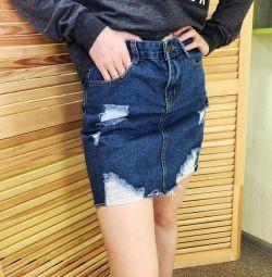 Jeans skirt❤️