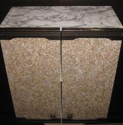 Навесной шкаф / тумба для кухни на дачу (б/у)