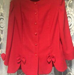Kırmızı ceket. P 48-50