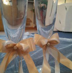 Ochelari de nunta noua