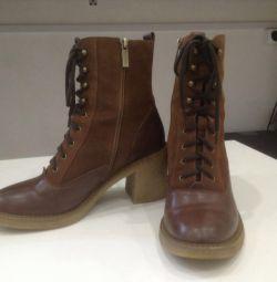 Μπότες της Econika, r. 39-39,5 Τιμή έως 23.07