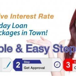 Швидкий Payday Кредити Без Кредитної Перевірки - Bad Credit OK